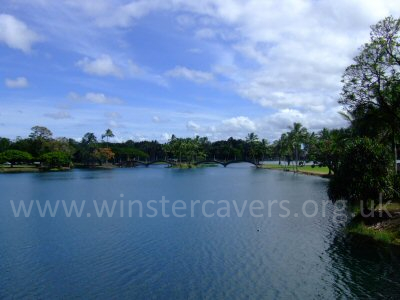 The Wailoa River State Park, Hilo, Big Island, Hawaii