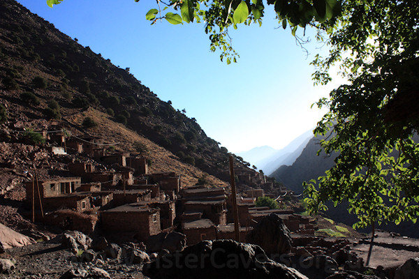 Iabassene village, High Atlas, Morocco